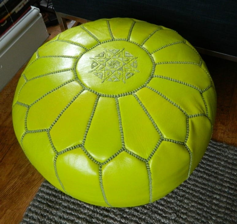 moroccan pouffe review