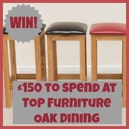 Top Furniture oak dining