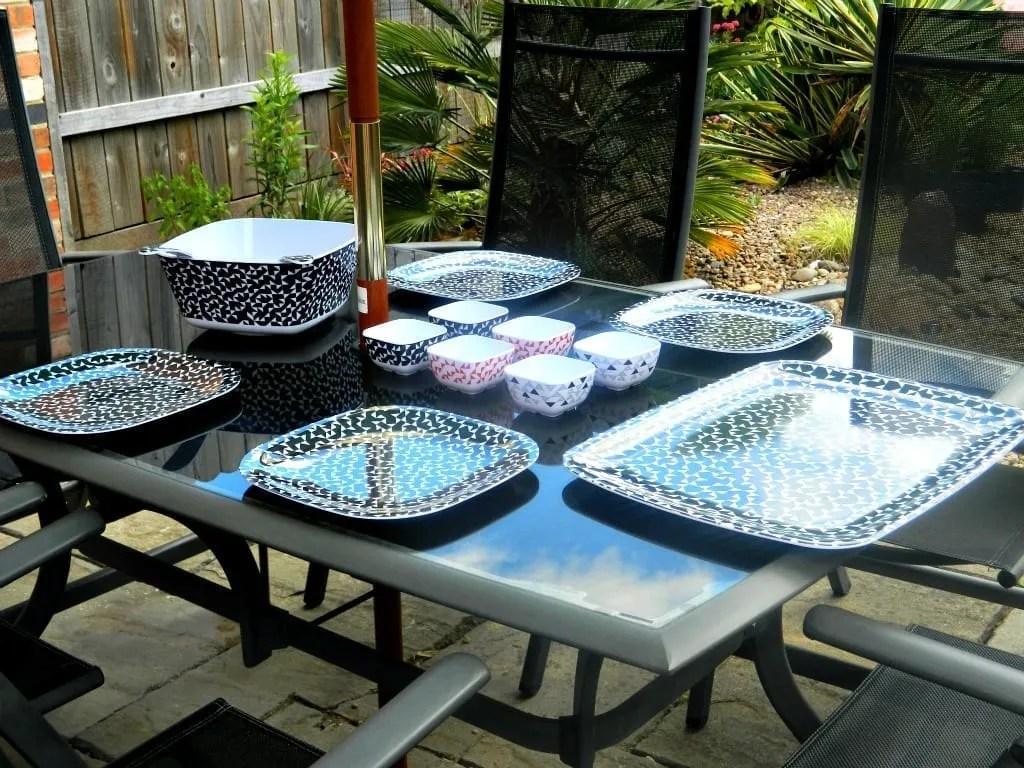 Outdoor picnic ware at fab.com