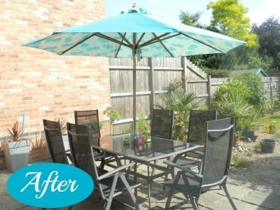 Homebase Garden Makeover Project The Final Reveal Love