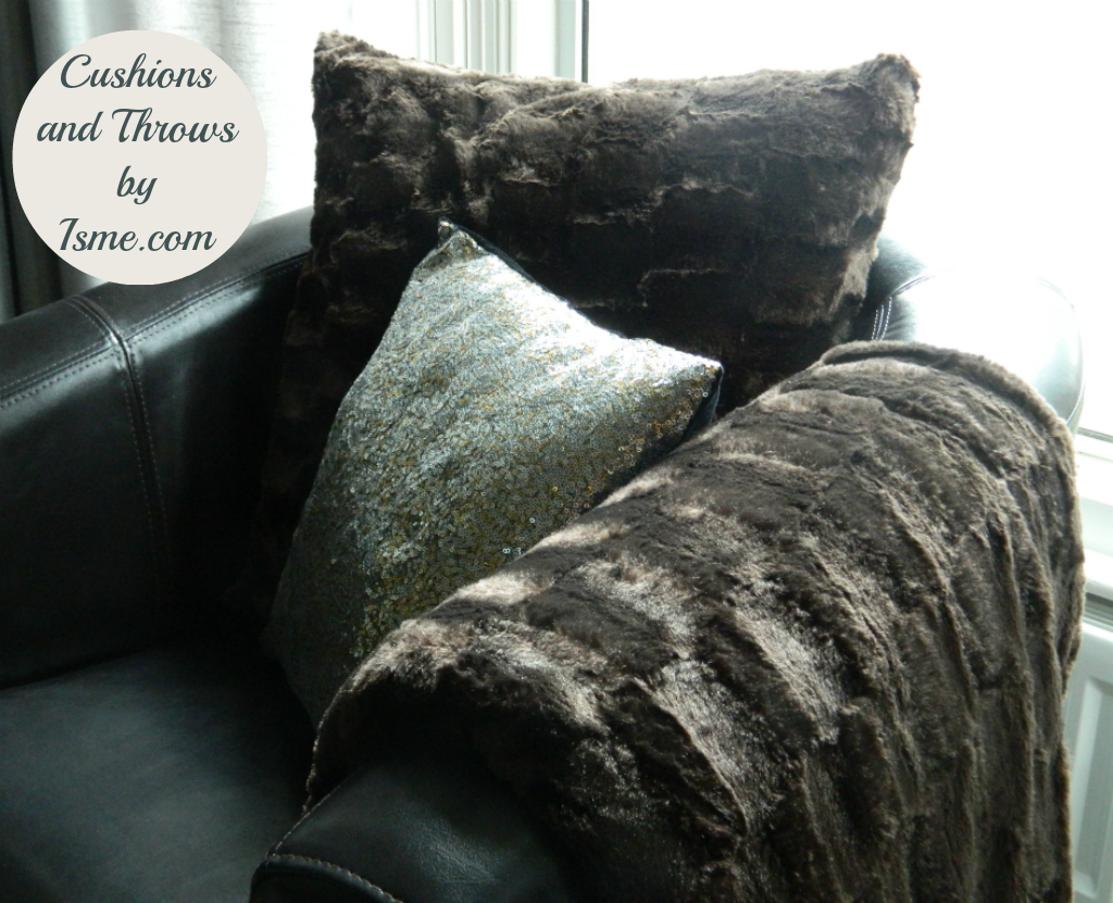 cushions and throws by isme.com
