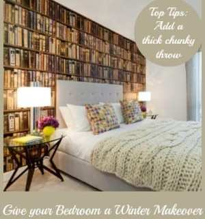 Top Tips for a Winter Bedroom Makeover