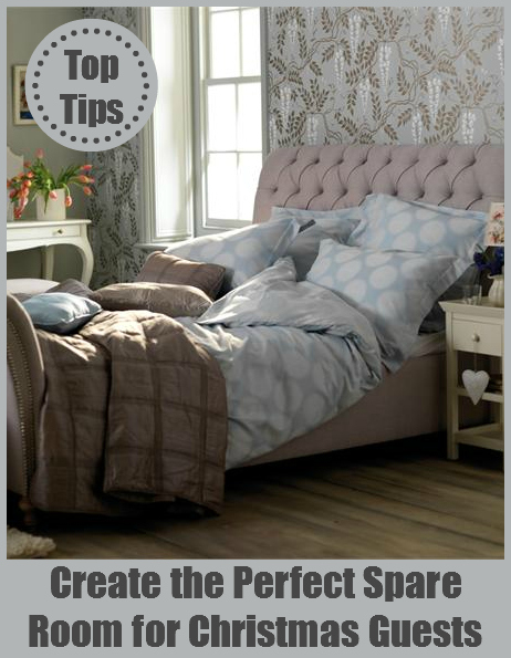 Create the perfect spare room