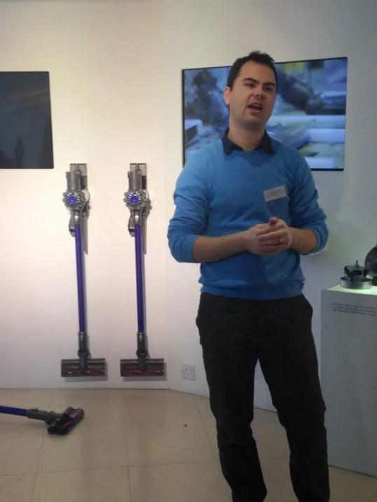 Dyson cordless vacuum review