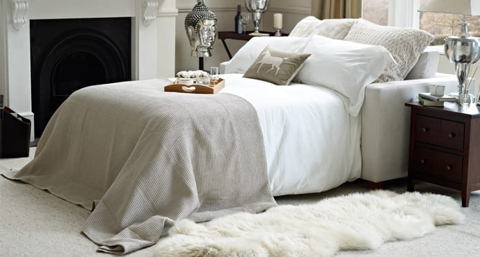Creating A Temporary Space For Overnight Guests Love