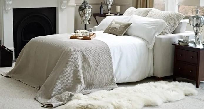 Somerton Sofa Bed Dressed
