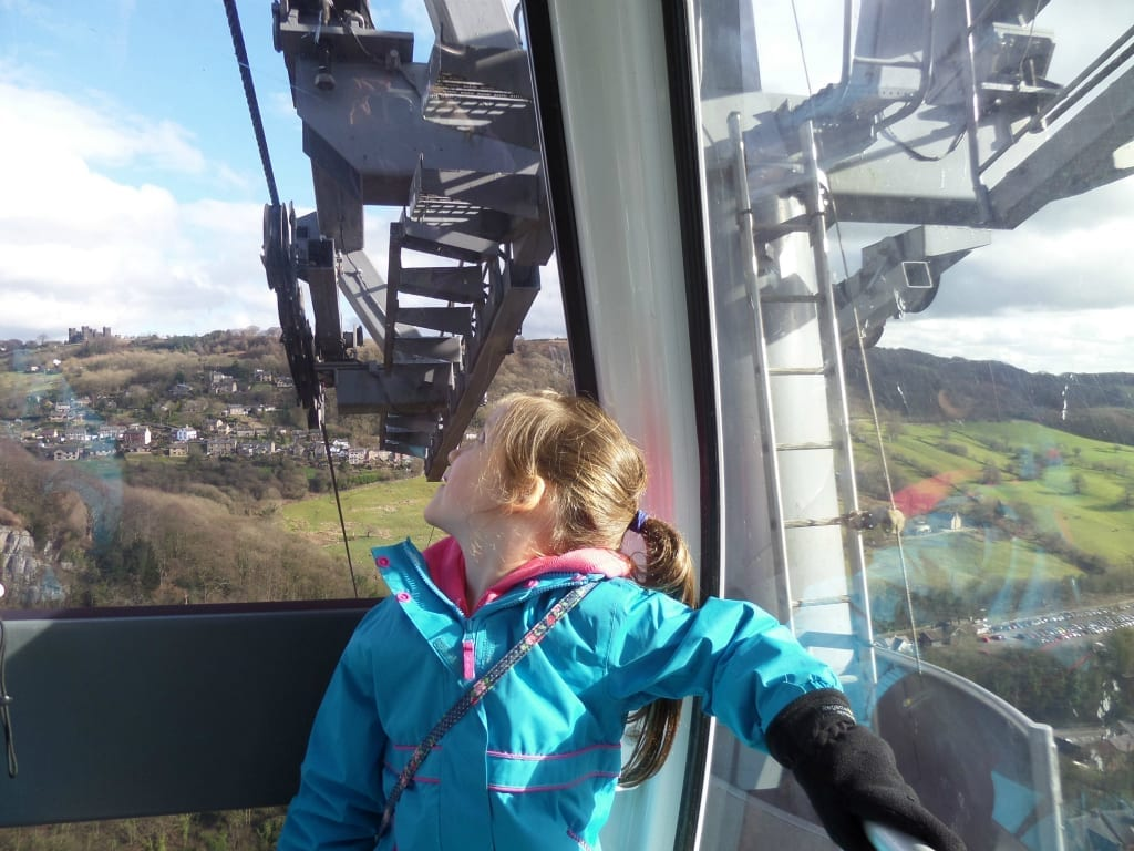 Chair lift Matlock Bath