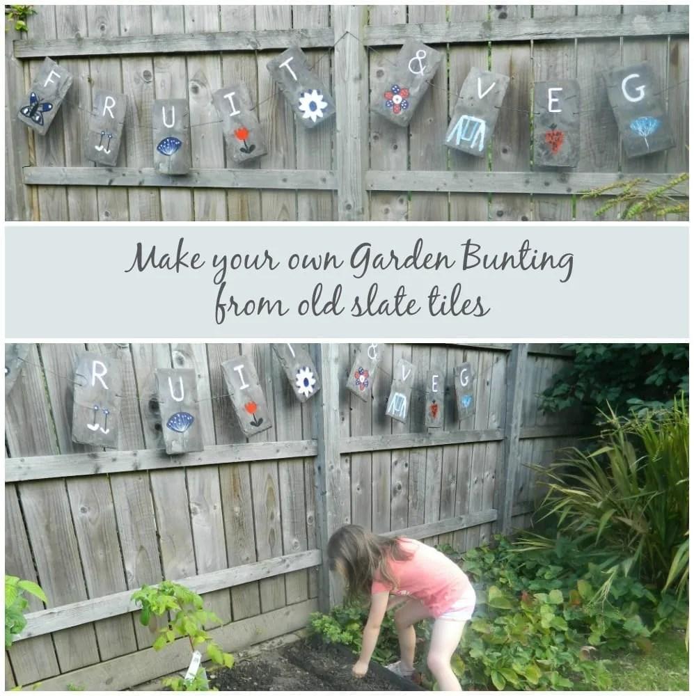 Garden Bunting
