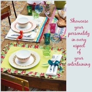 Garden Party Inspiration with HomeSense