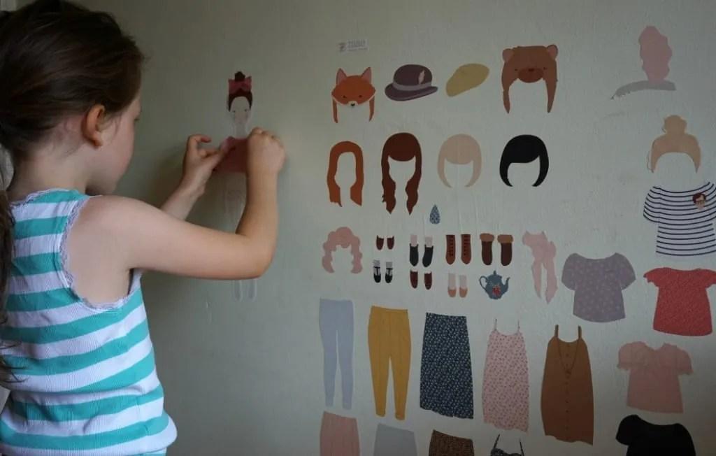Doll dressing
