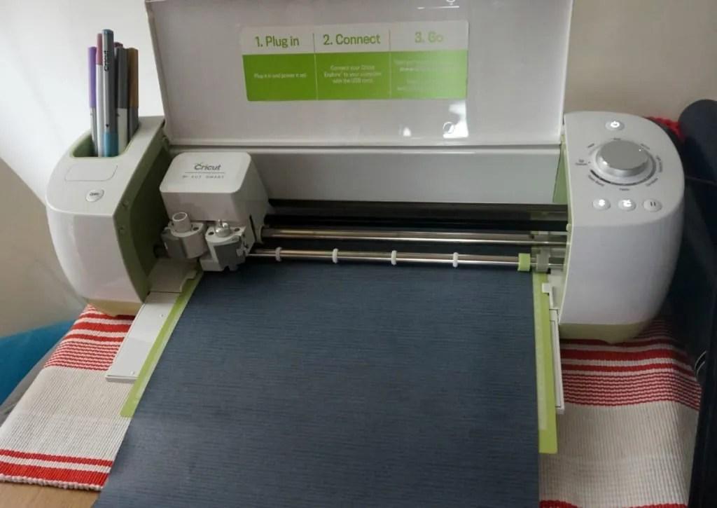 Cricut explore machine