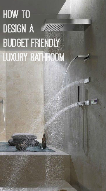 How to design a luxury bathroom without spending a fortune - Budget friendly bathroom remodel ...