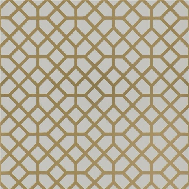 Pisani copper wallpaper