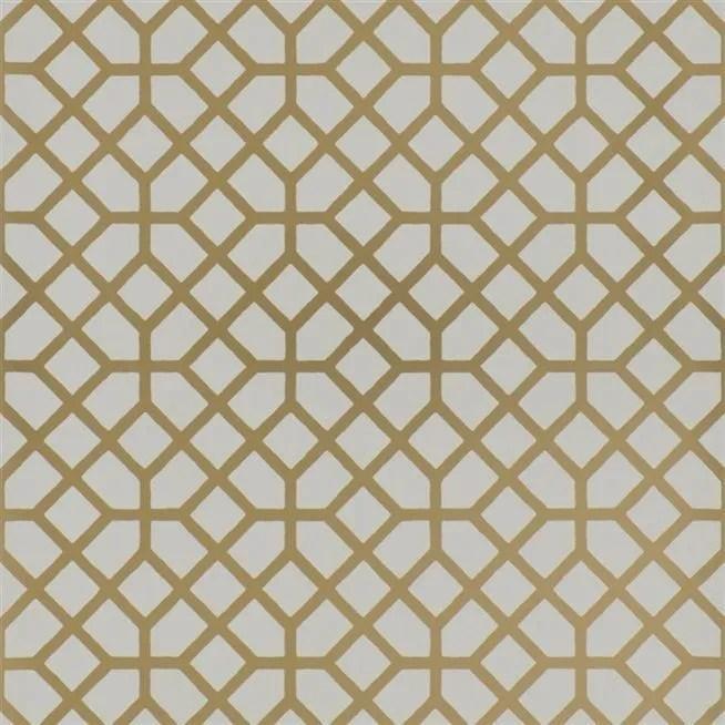 Pisani copper wallpaper
