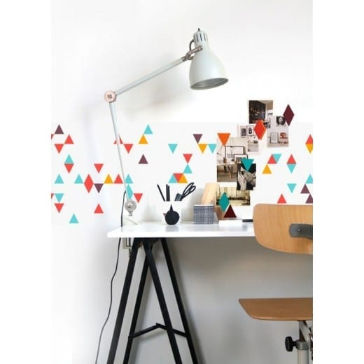 magnetic wallpaper office