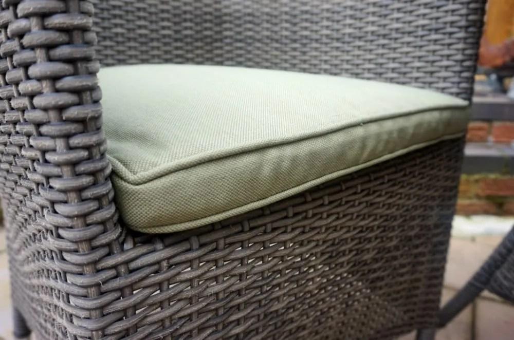 Bistro set chair cushions
