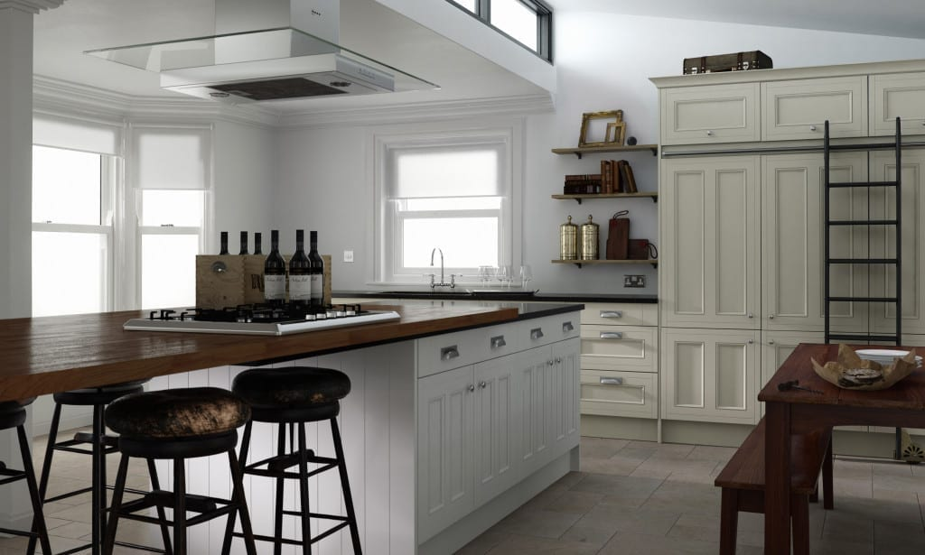 Country Kitchen in Putty