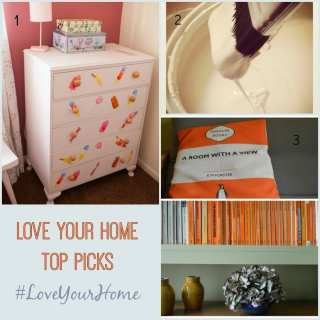 #LoveYourHome Linky for Bloggers 12th Feb