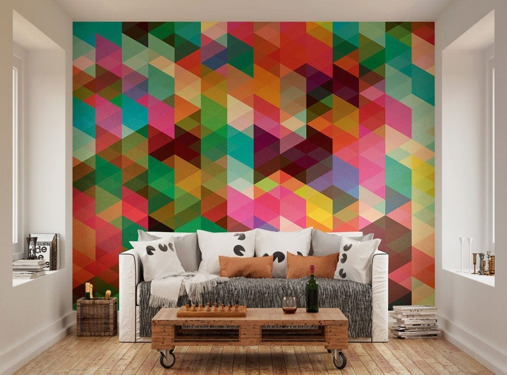 statement geometric wall
