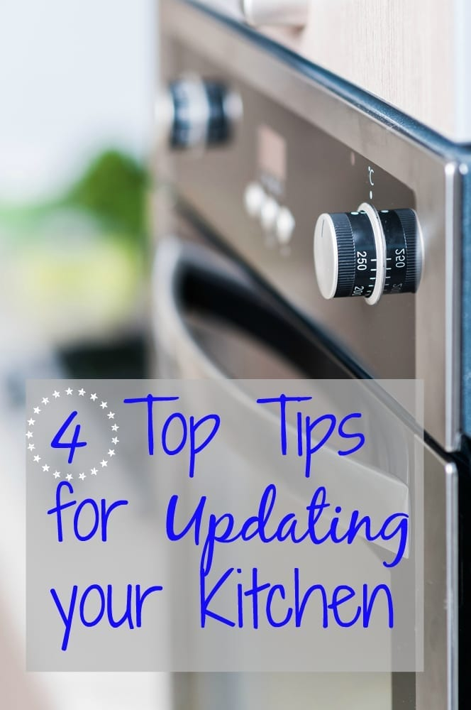 Top Tips for updating your kitchen