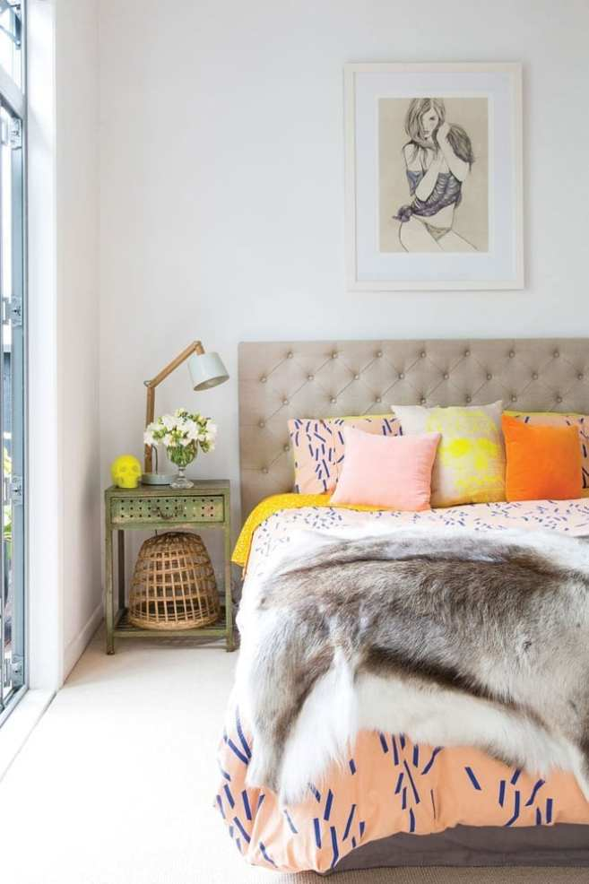 how to create the perfect bedroom