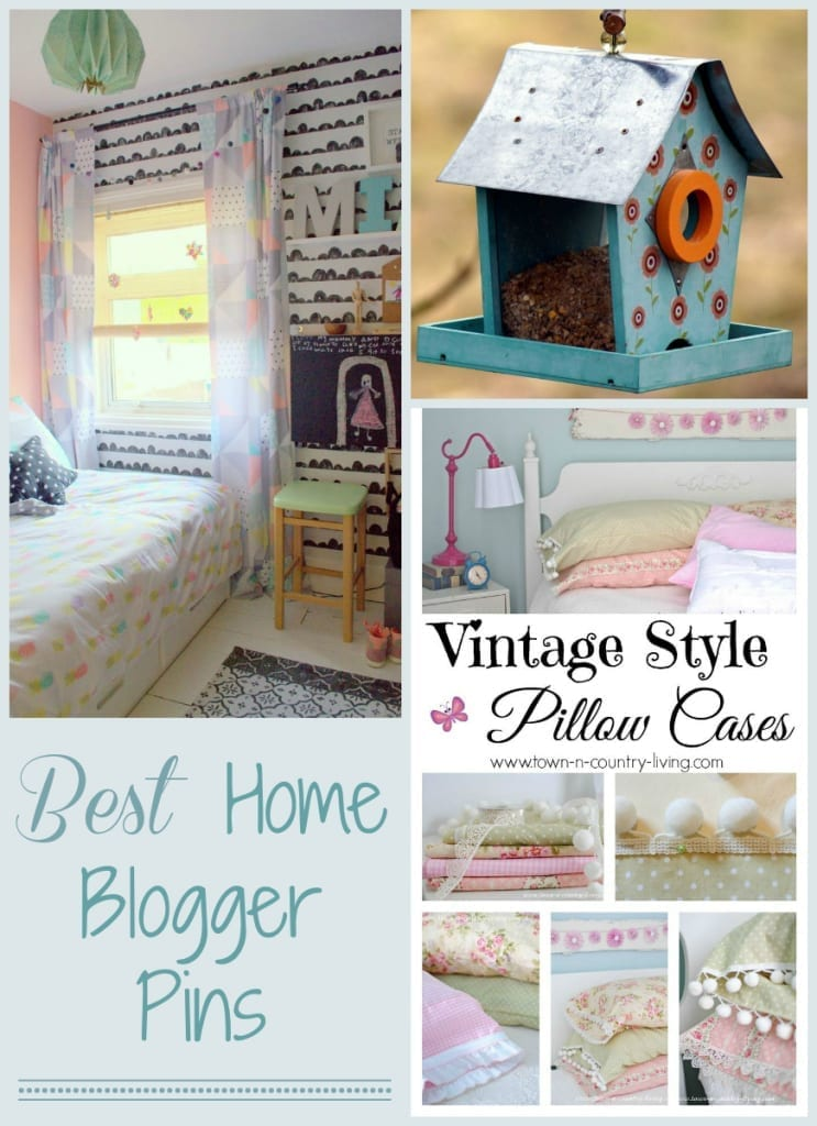 Best Home Blogger pins for May from the Love Home Blogger board