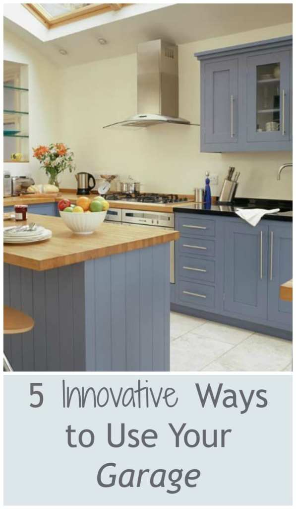 5 innovative ways to use your Garage
