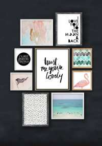 Printable Wall Art #StyleChallenge - Love Chic Living
