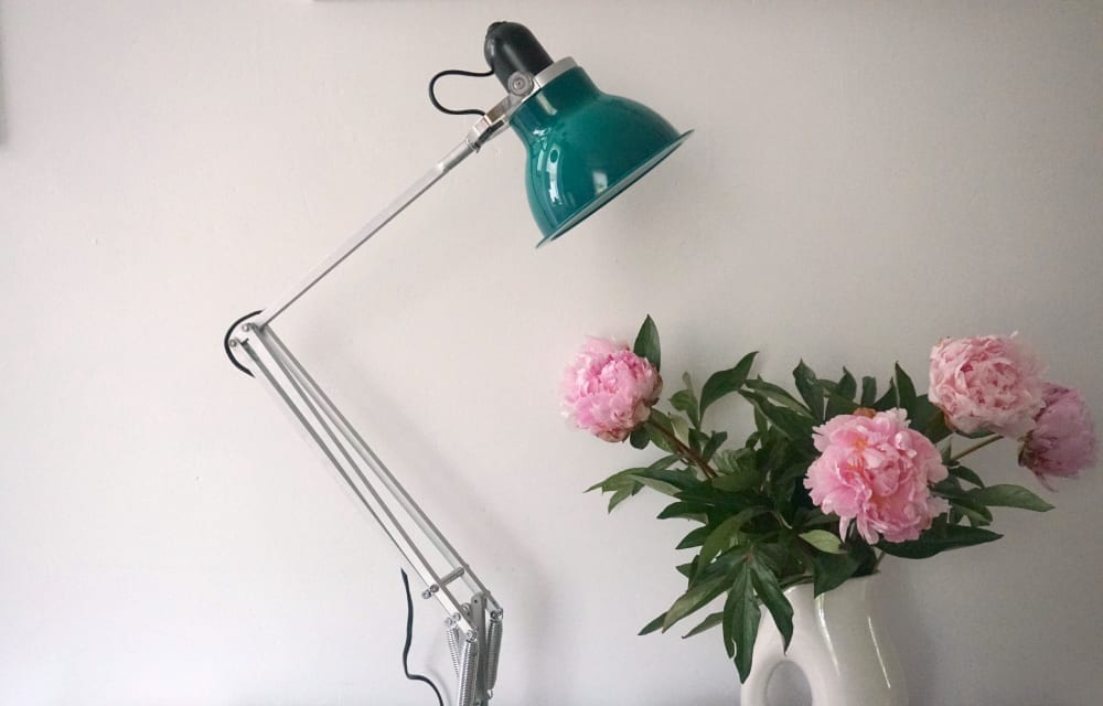 Anglepoise lamp from Houseology