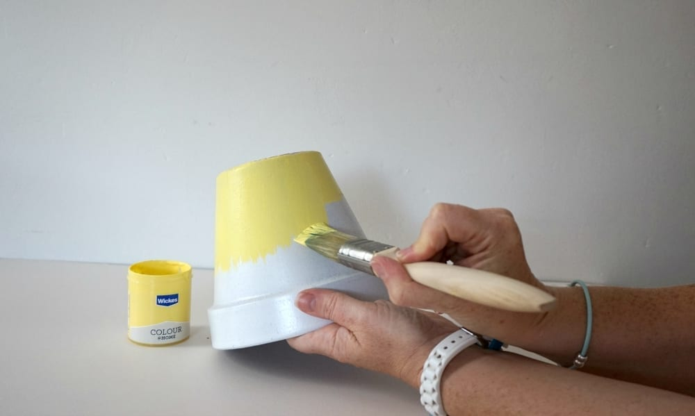 Add paint effect