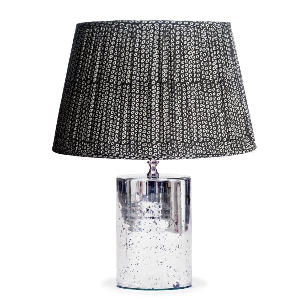 Alvie lamp base with black shade