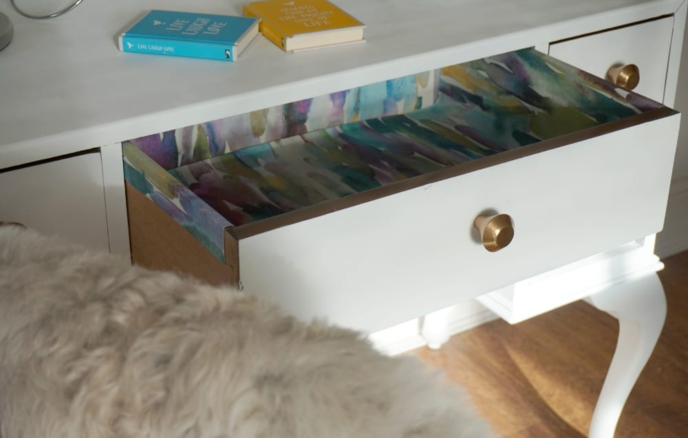 dressing table drawer