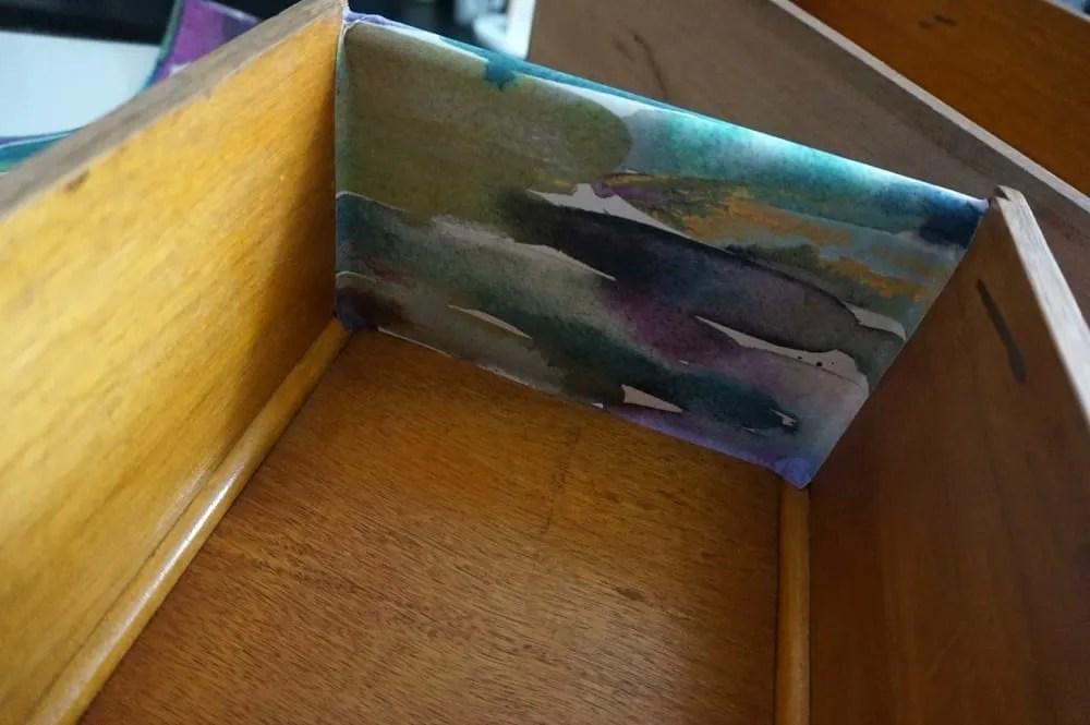 wallpaper drawer