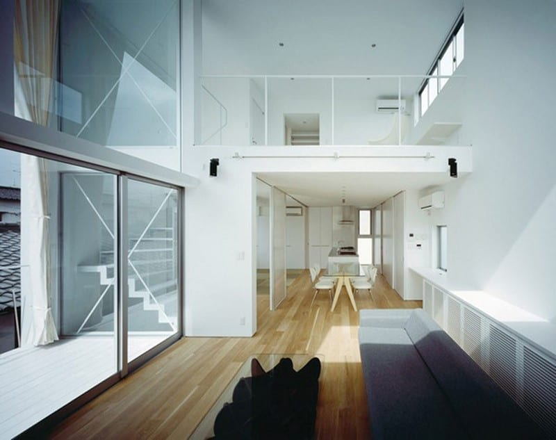 How to decorate a modern minimalist home