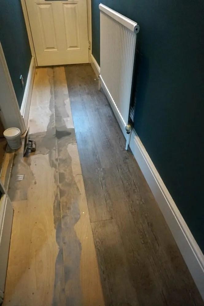 Hallway floor harvey maria church pine