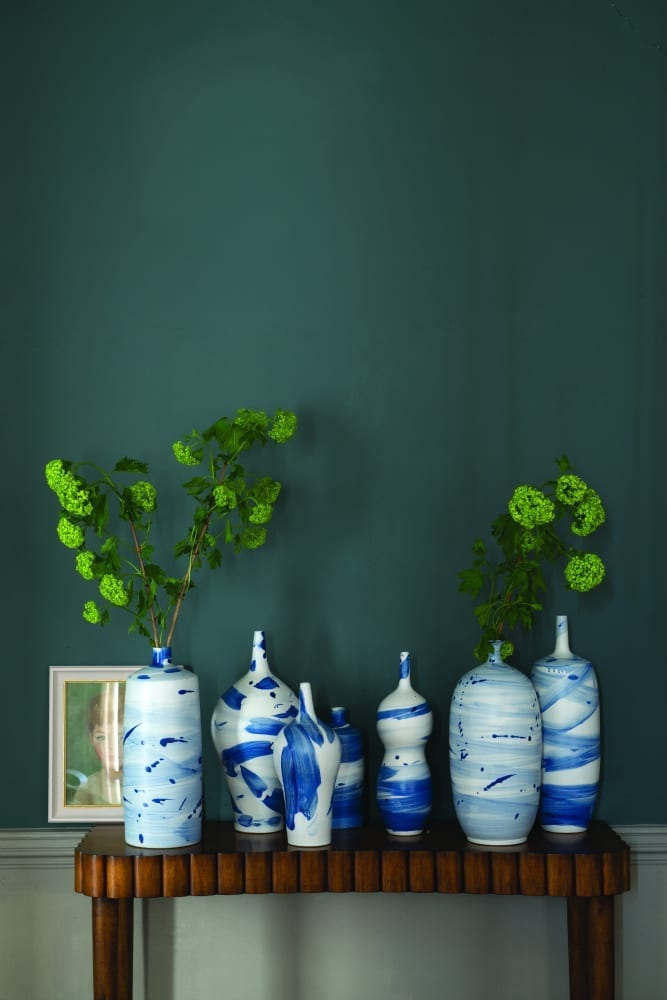 Inchyra blue new Farrow and ball shade