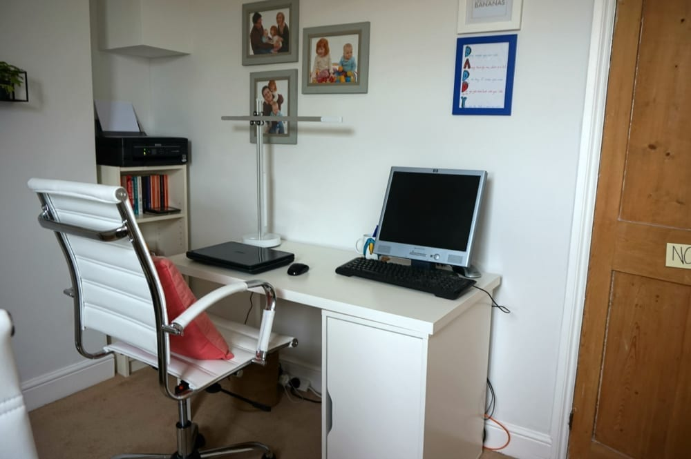 Second desk