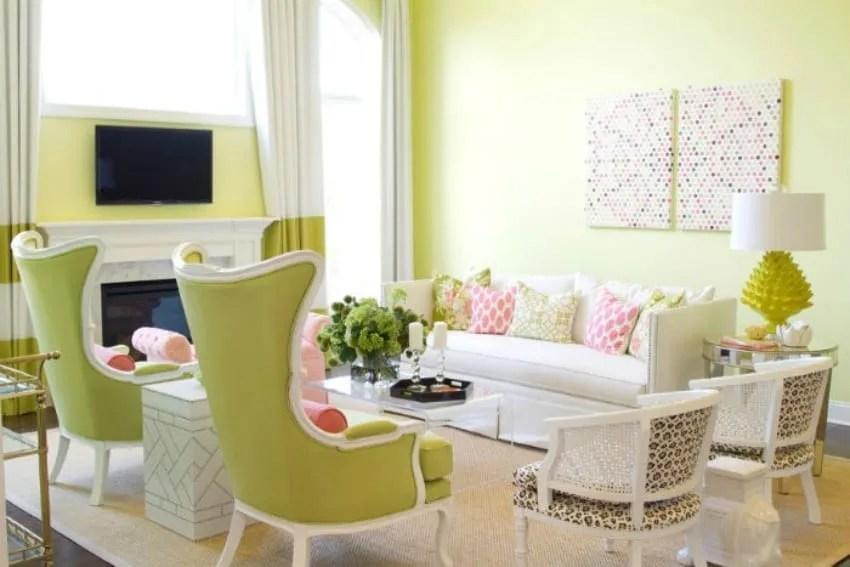 5 spring interior design ideas for your home