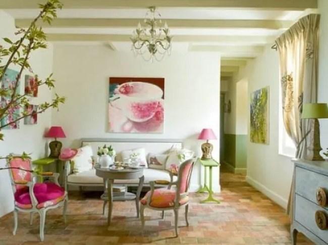 5 spring interior design ideas