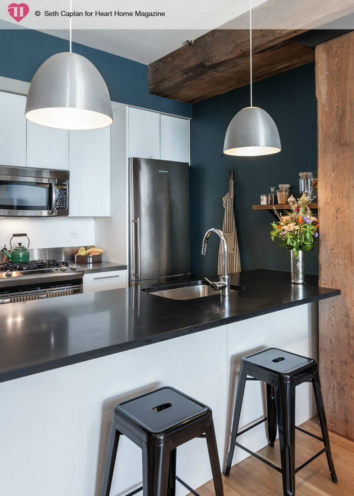 Charmant 7 Clever Design Ideas For A Small Kitchen