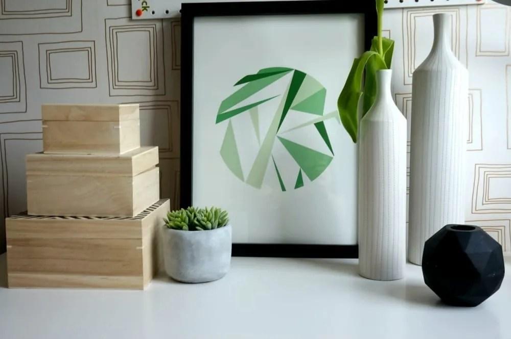 Emery Bloom Scandi print
