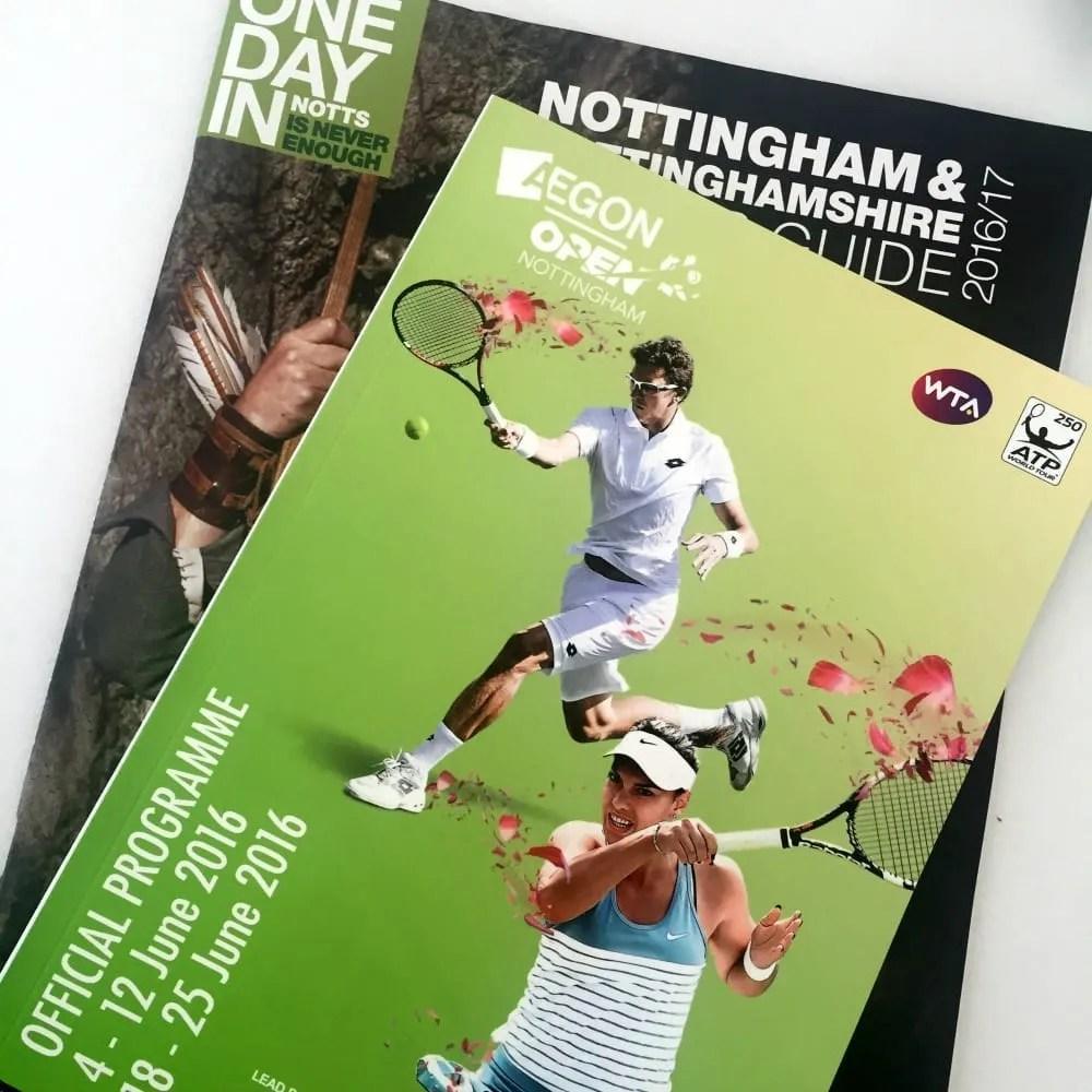 Aegon Tennis Nottingham