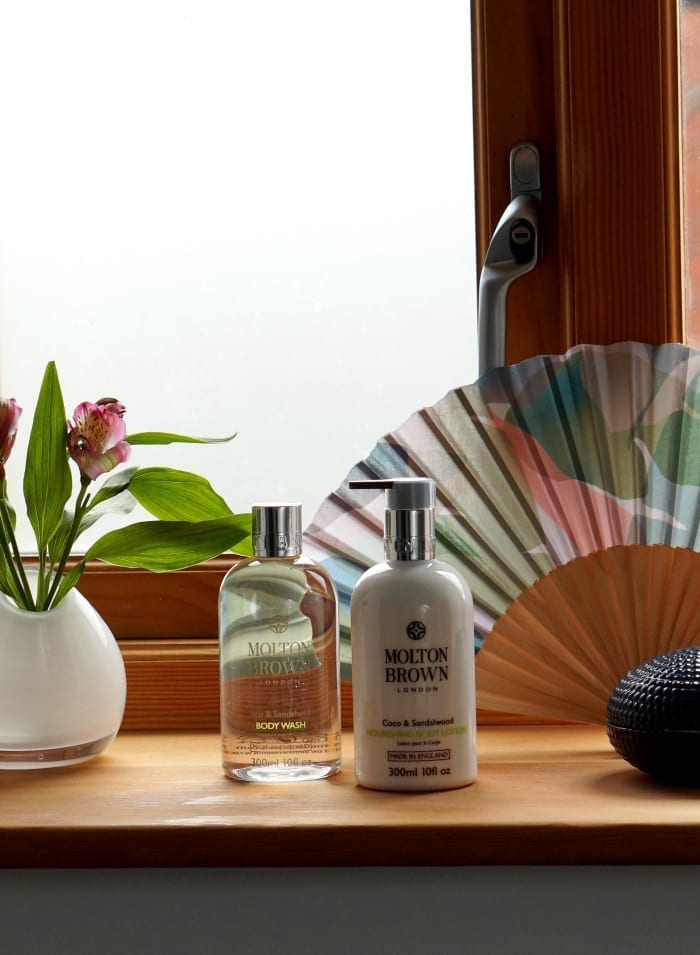 Molton Brown serene home