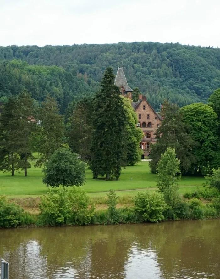 Villeroy Boch castle
