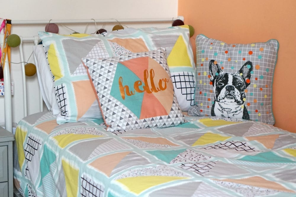 How To Update A Teen Girl S Bed Love Chic Living