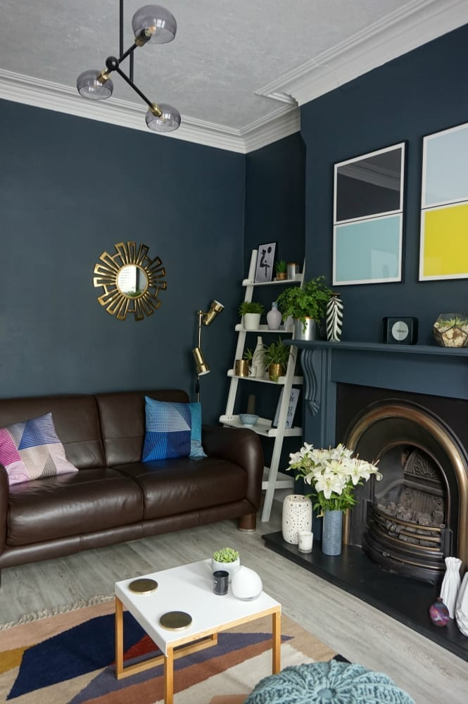 Living Room Makeover Reveal Plus Video Room Tour  Love