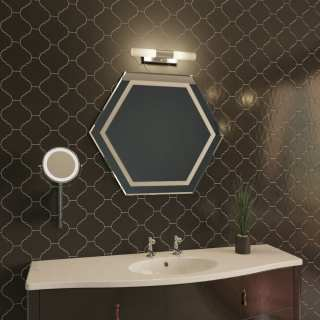 WIN a Glamorous Bathroom Mirror from soak.com worth £79.99