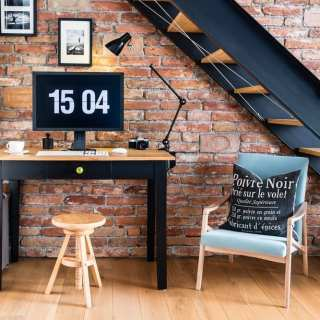 Creating an Industrial Wall Feature with Brick Slips