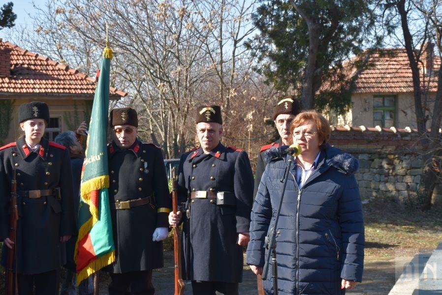 Състоя се гражданско поклонение пред паметника на Левски в Къкринското ханче