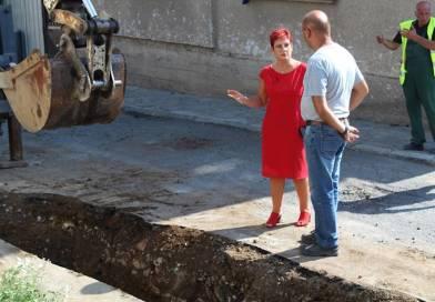 Поредният ремонт на водопроводна мрежа стартира в Тетевен